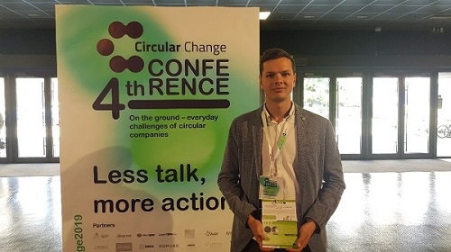 TECOS attended to the 4th Circular change conference,
