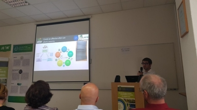 Ceplafib at the International Circular Packaging Conference